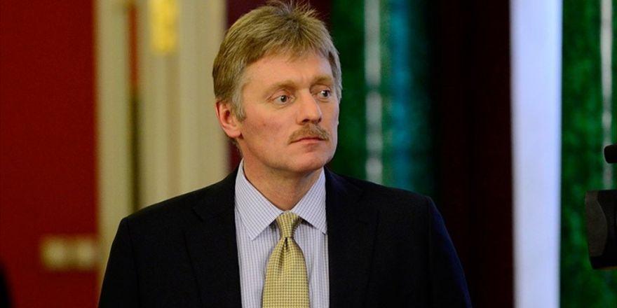 Kremlin Basın Sözcüsü Peskov: Astana'da Yapılacak Görüşmeye Trump'ın Ekibi Davet Edilmedi