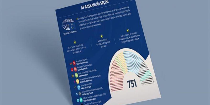 Avrupa Parlamentosu Yeni Başkanını Seçecek