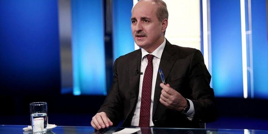 Başbakan Yardımcısı Kurtulmuş: Muhtemelen Nisan Ayının Hemen Başında Referanduma Gidilecek