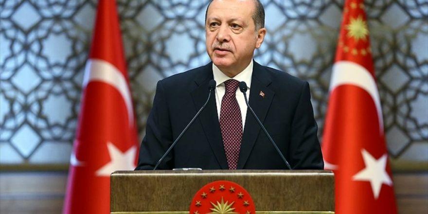 Cumhurbaşkanı Erdoğan, Atambayev'e Taziyelerini İletti