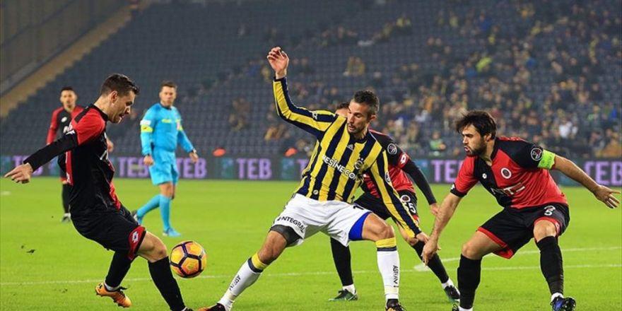 Gençlerbirliği'nin Kupadaki Konuğu Fenerbahçe