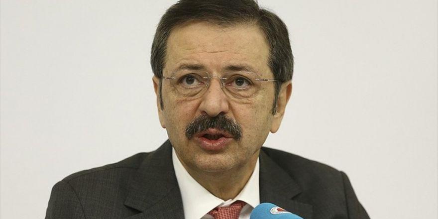 Tobb Başkanı Hisarcıklıoğlu: Türkiye-katar Ortaklığını Bütün Dünyaya Kabul Ettirelim
