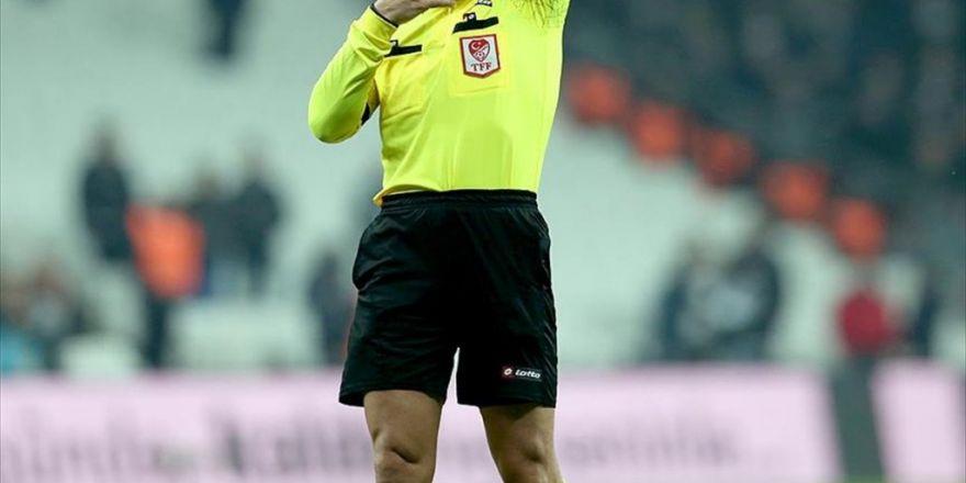 Ziraat Türkiye Kupası 5. Hafta Maçlarının Hakemleri Açıklandı