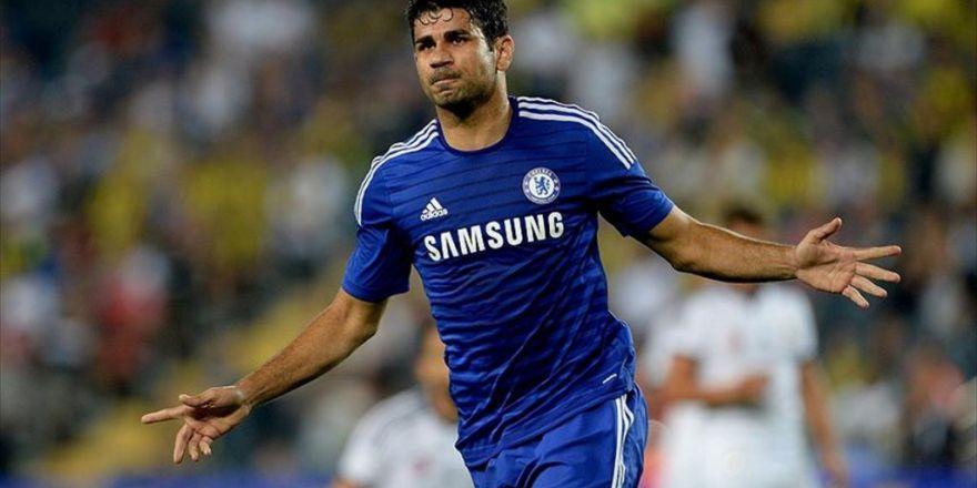 Diego Costa'nın Transferi Rafa Kalktı