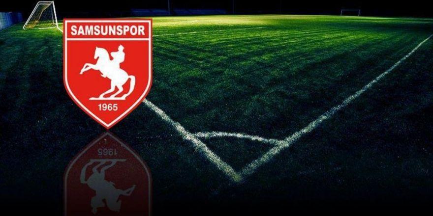 Samsunspor'a Hollandalı Golcü