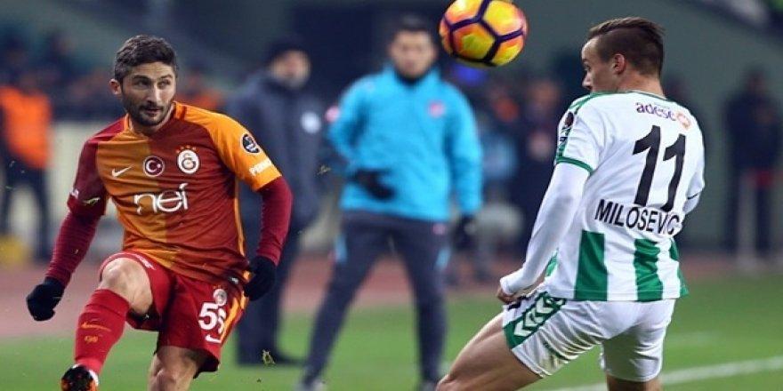 Konyaspor ve Aykut Kocaman PFDK'ya sevk edildi