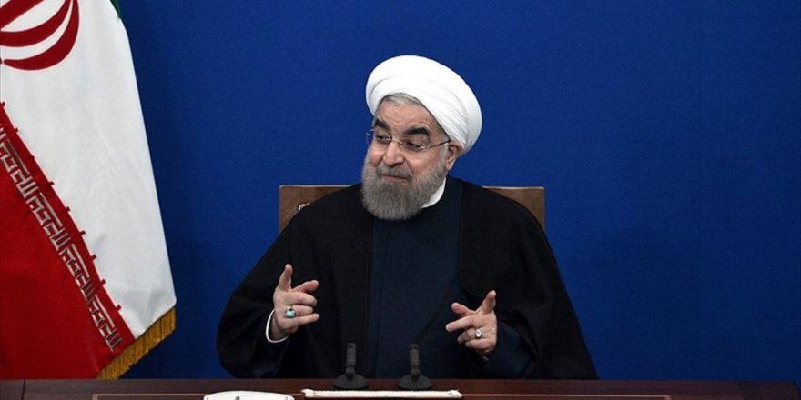 İran Cumhurbaşkanı Ruhani: Astana'da Düzenlenecek Toplantıyı Önemsiyoruz