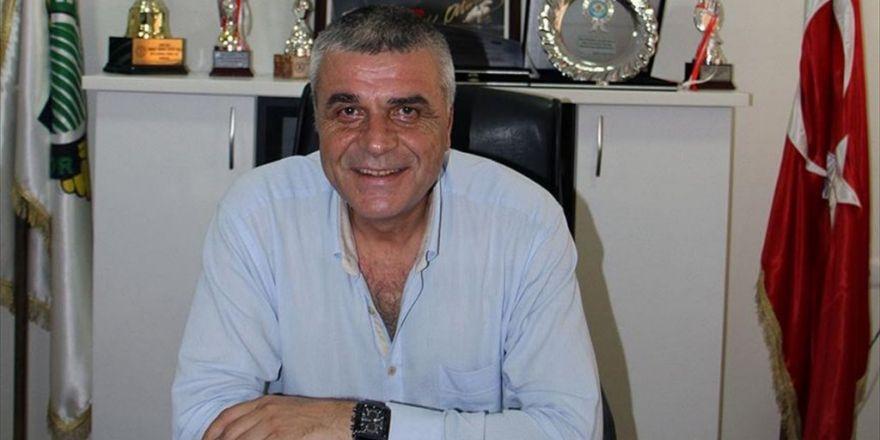 Akhisar Belediyespor Kulübü Başkanı Eryüksel: Trabzonspor'dan Rodallega İçin Resmi Teklif Yok