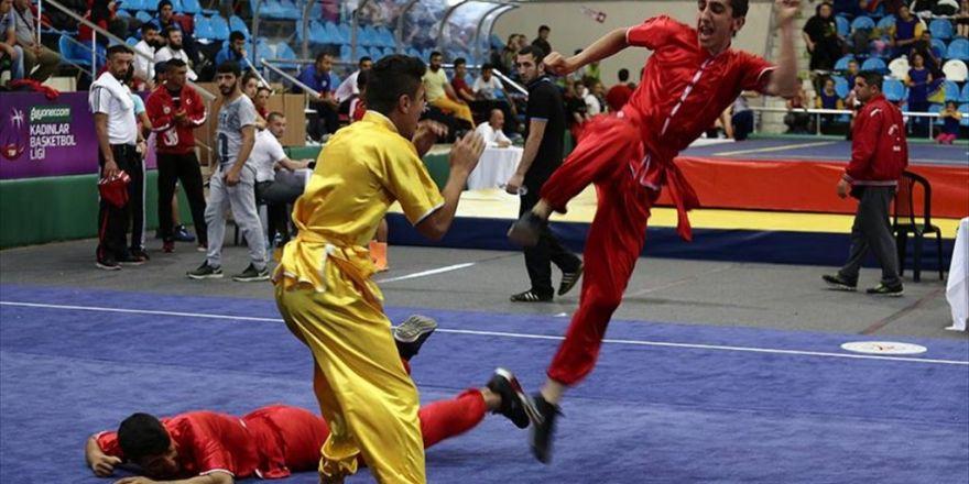 Türkiye Wushu Şampiyonası Antalya'da Yapılacak