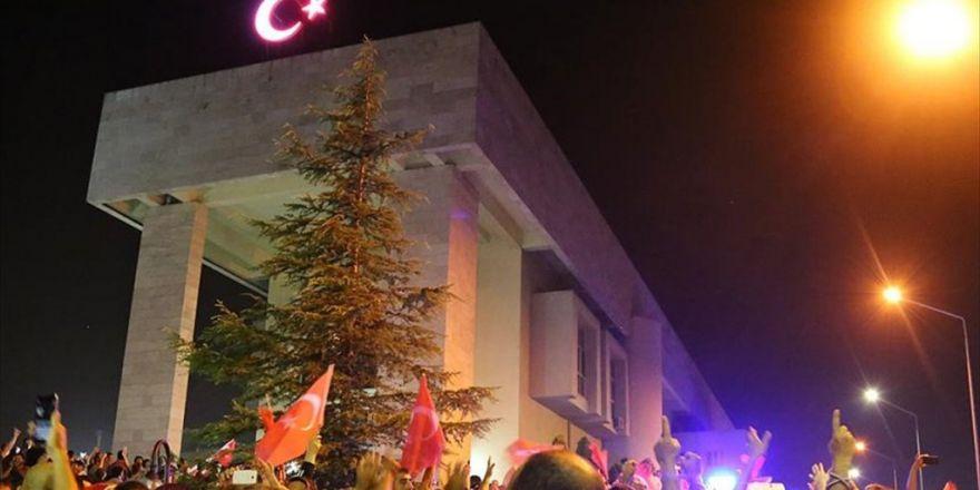 Sakarya'da Fetö'nün Darbe Girişimi İddianamesi Kabul Edildi