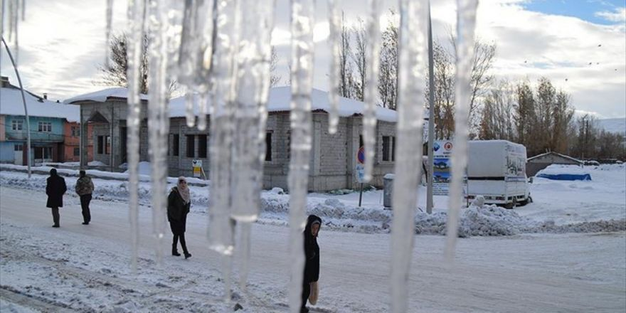 Meteorolojiden 5 İlde Buzlanma Ve Don Uyarısı