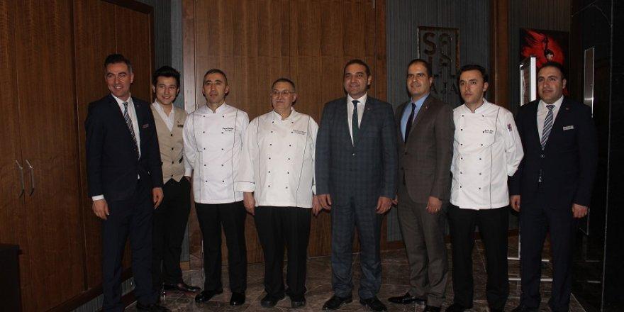 Saja Restoran Ramada Plaza'da açıldı