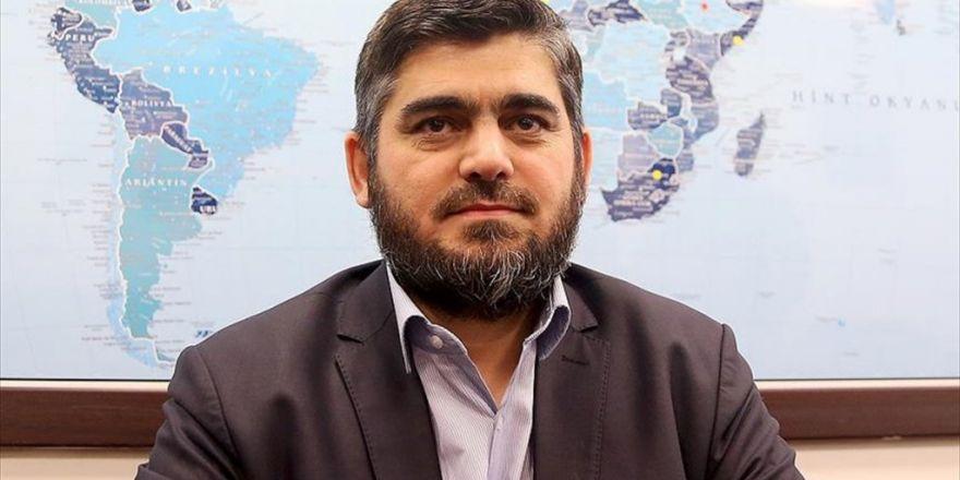Suriye Muhalefetinden Astana Görüşmeleri Öncesi Mesaj: Halkımızın Çıkarları İçin Astana'ya Gidiyoruz