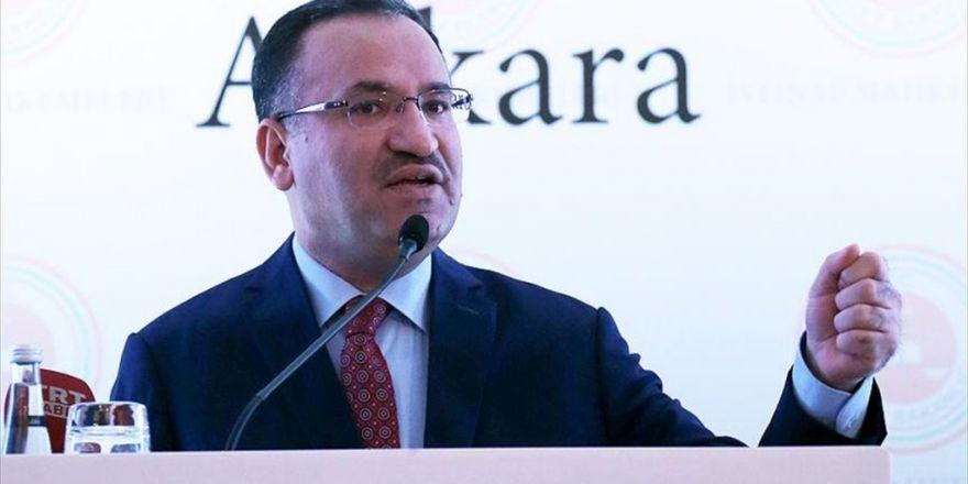Adalet Bakanı Bozdağ: 2019'da Bütün İstinaf Mahkemeleri Faaliyete Geçmiş Olacak