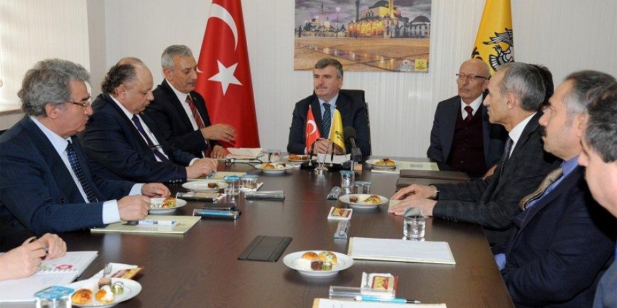 Büyükşehir ile Gıda ve Tarım Üniversitesi arasında işbirliği protokolü