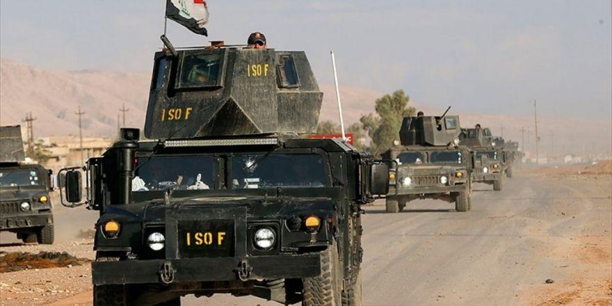 Musul'un Kuzeyindeki Telkeyf İlçesinde Operasyon Başladı