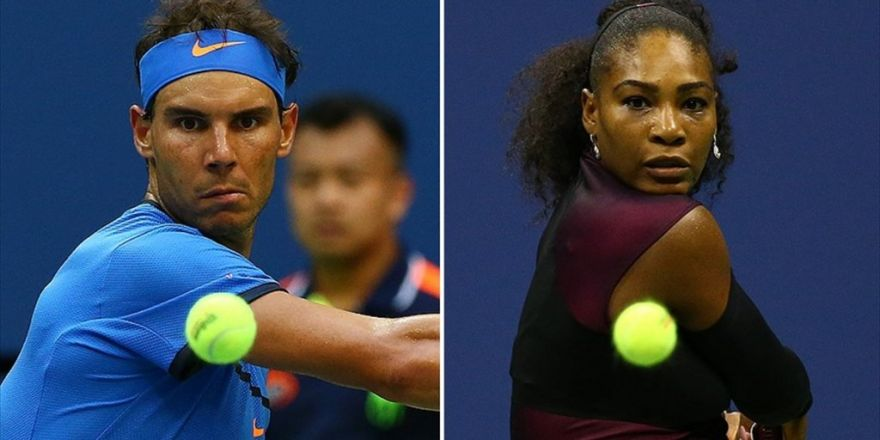 Nadal Ve Serena Williams 3. Turda
