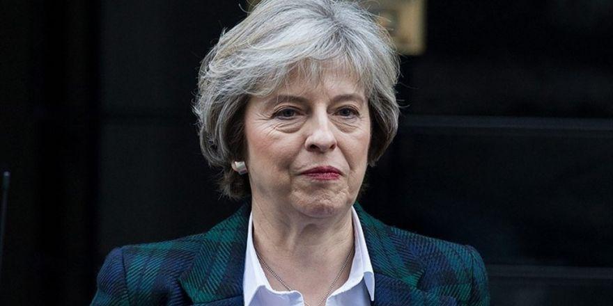İngiltere Başbakanı May: İngiltere Küresel Ticarette Dünya Lideri Olacak