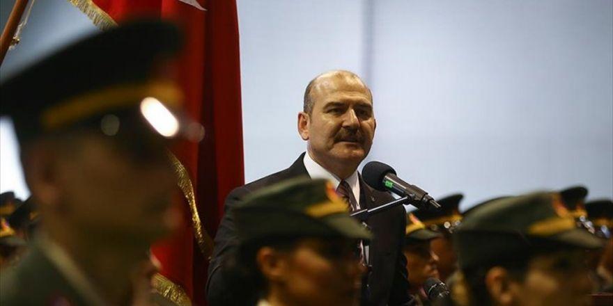 İçişleri Bakanı Soylu: Türkiye İçin Terörle Mücadelede Taarruz Dönemidir