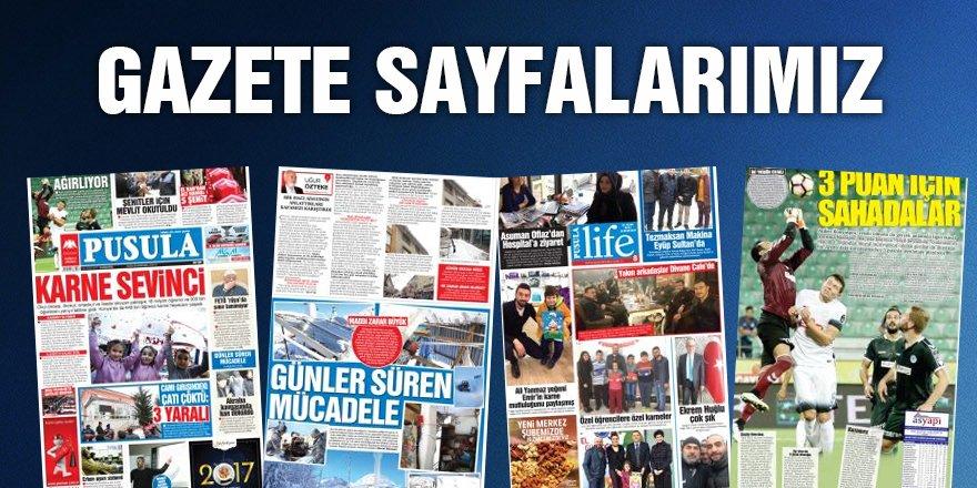Gazete Sayfalarımız