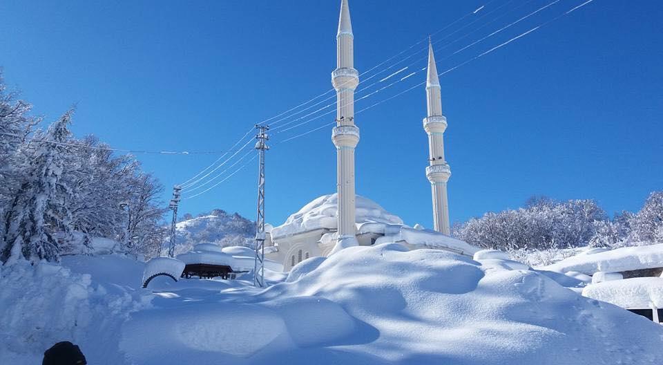 Konya Kapalı Havzası'nda rezervlere kar dopingi