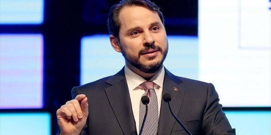 Enerji Ve Tabii Kaynaklar Bakanı Albayrak: Milletimiz Yeni Türkiye'ye Evet Diyecek