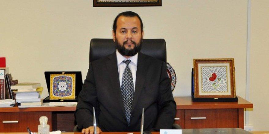Prof. Dr. Akgül rektör oldu