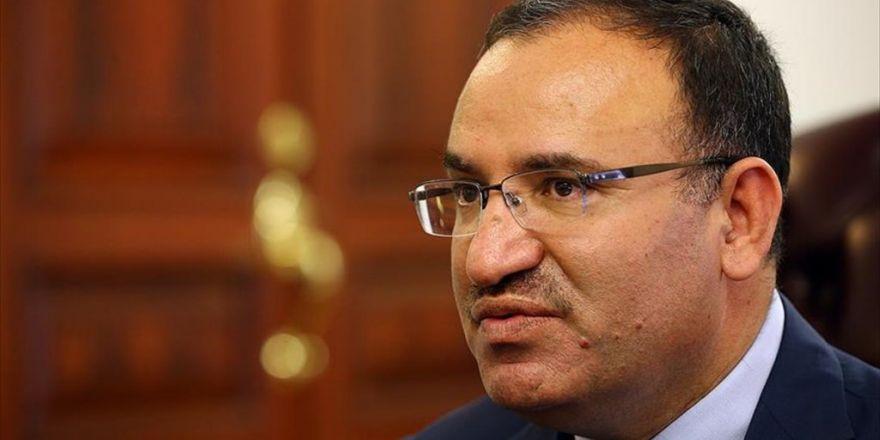 Adalet Bakanı Bozdağ: Siyasette Dinamizme, Değişime İhtiyacımız Var