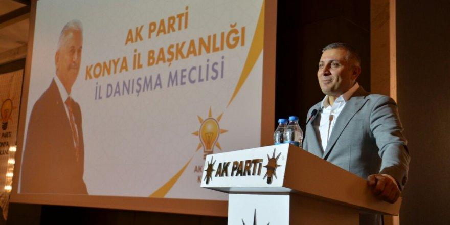 """""""Konya olarak en güzel helvayı yapacağız"""""""