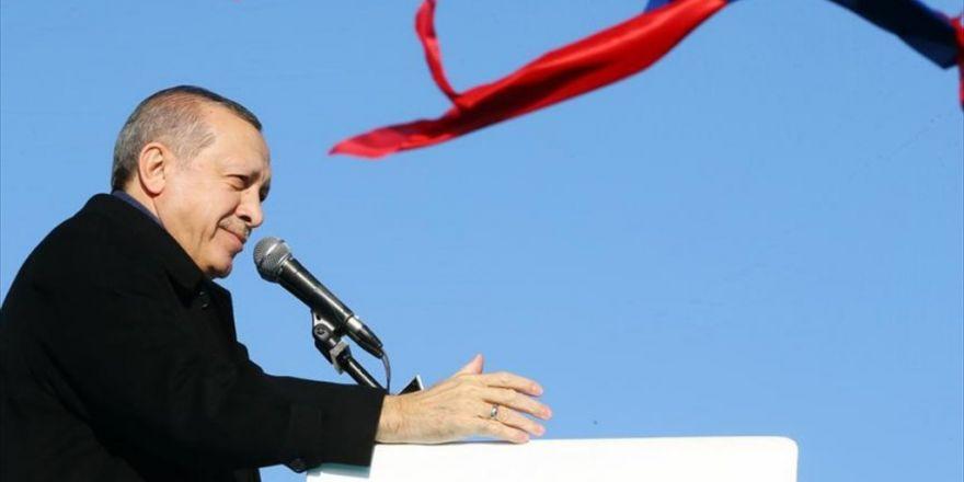 Cumhurbaşkanı Erdoğan: Millet Gerçek Kararı Verecek