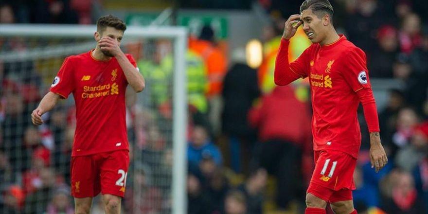 Liverpool Sahasında İlk Kez Kaybetti