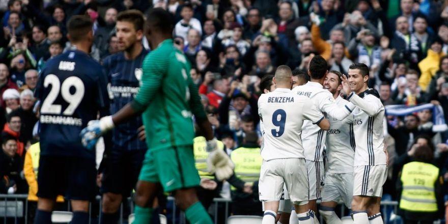 Real Madrid'i Ramos Taşıdı
