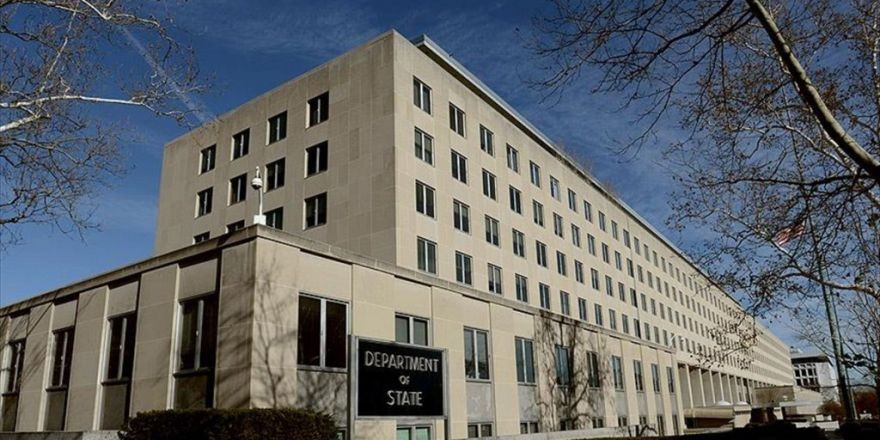 Abd Dışişleri Bakanlığı: Abd'yi Astana'da Kazakistan Büyükelçisi Temsil Edecek