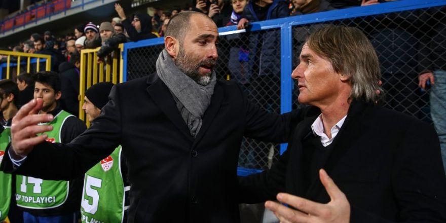 Kardemir Karabükspor Teknik Direktörü Tudor: Penaltı Bana Göre Haksız