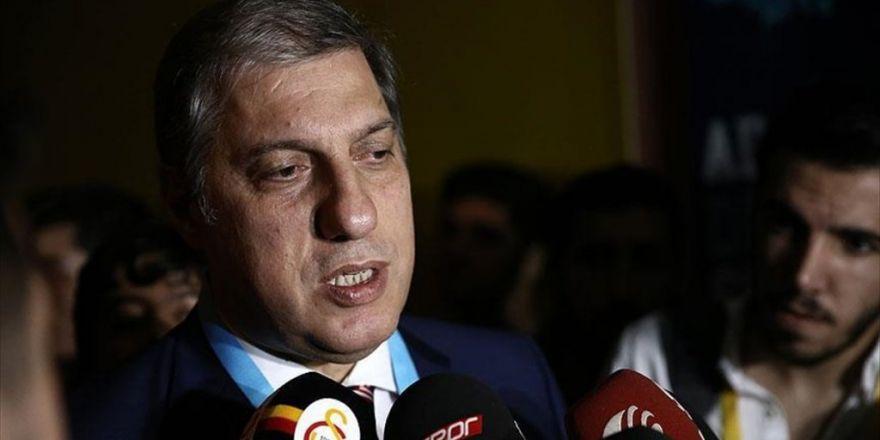 Galatasaray Sportif Aş Yöneticisi Nazifoğlu: Amip Gibi Kendi Kendini Yiyip Bitiriyor