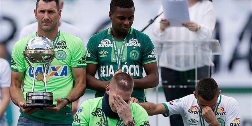 Chapecoense Kazadan Sonra İlk Maçına Çıktı