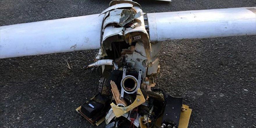 Azerbaycan Ermenistan'a Ait İnsansız Hava Aracını Düşürdü
