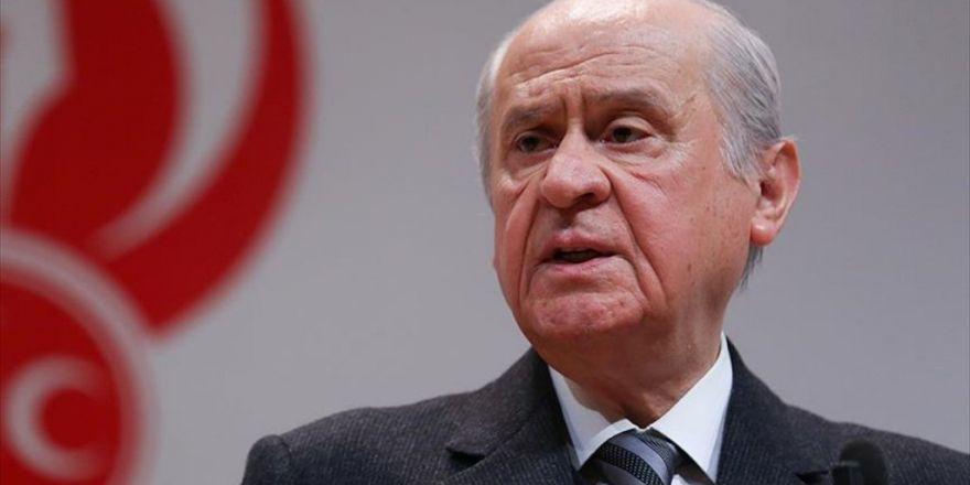 Mhp Genel Başkanı Bahçeli: Mhp İsabetli Kararın Aynısını Referandumda Da Ortaya Koyacak