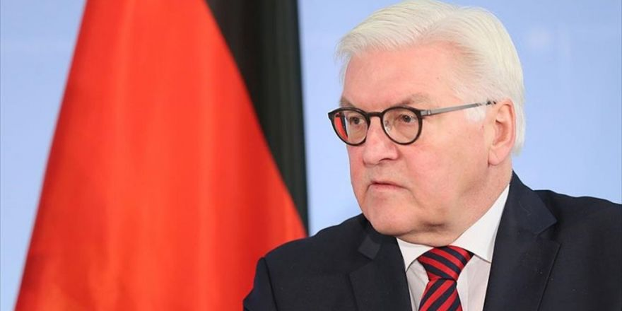 Almanya Dışişleri Bakanı Steinmeier: Yeni Düzenin Ne Göstereceğinin Ucu Açık