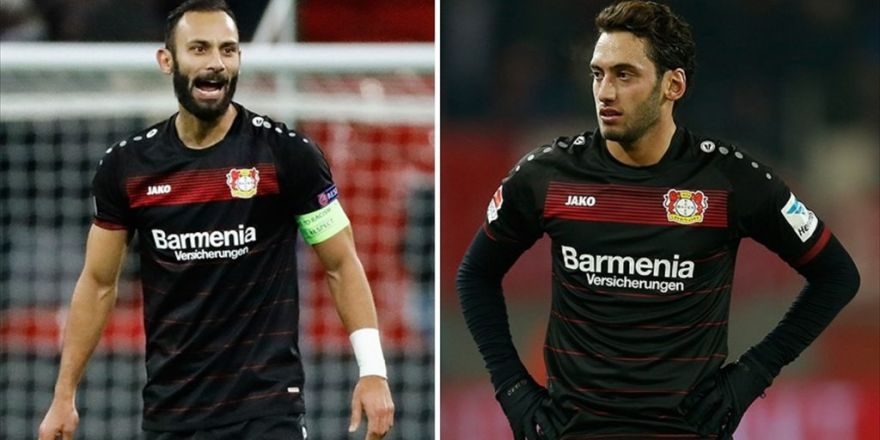 Leverkusen, Ömer Ve Hakan'ın Golleriyle Kazandı