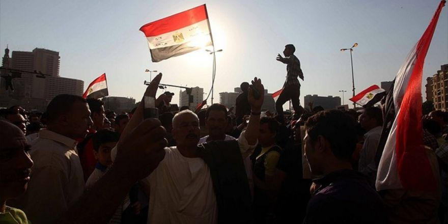 Mısır Dışındaki Muhaliflerden 'Sivil İtaatsizlik' Çağrısı