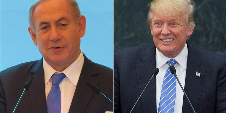 Trump Ve Netanyahu Telefonda 'Abd-israil İlişkilerini' Görüştü