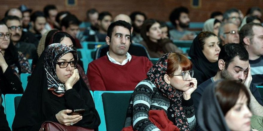 Tahran'da Sinemaseverler Türk Filmleriyle Buluştu