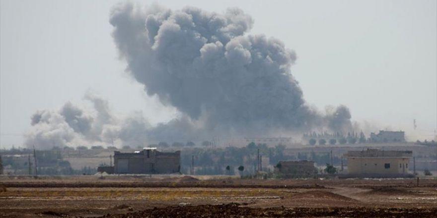 Fırat Kalkanı Harekatı'nda 65 Terörist Etkisiz Hale Getirildi