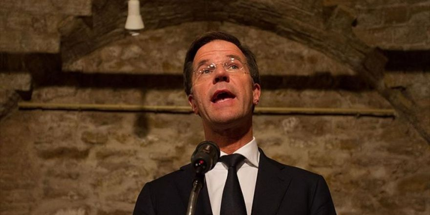 Hollanda Başbakanı Rutte'den Hollandalılara 'Ülkeyi Terk Et' Mesajı