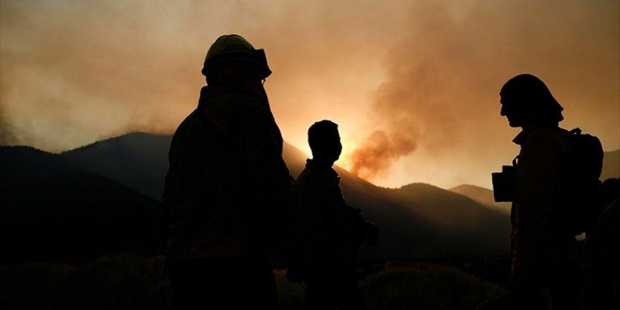 Şili'de Yangınlar Nedeniyle Ohal İlan Edildi