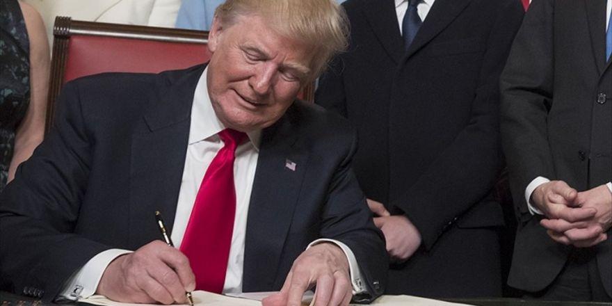 Donald Trump, Abd'yi Tpp'den Çekti