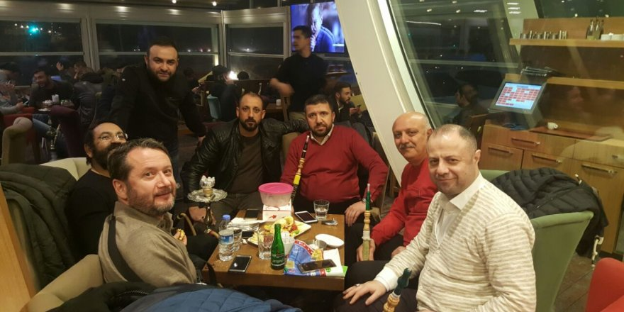 Selçuklu Ortaköy'de dost makamı