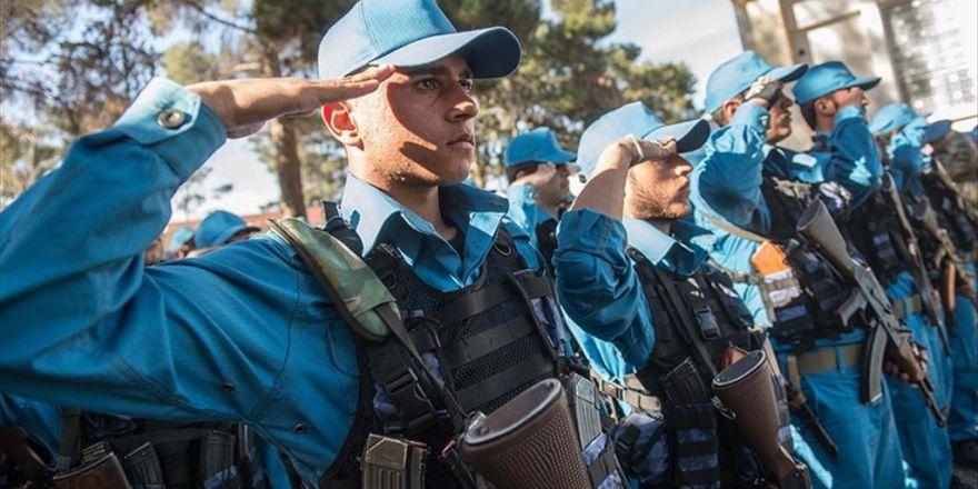 Cerablus'ta Polis Teşkilatı Göreve Başladı