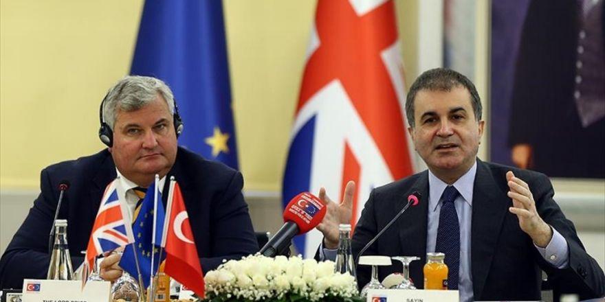Ab Bakanı Çelik: Akpm'nin Aldığı Kararlar Türkiye'ye Hiçbir Zarar Vermez